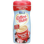 Nestle Coffee-Mate Peppermint Mocha Powdered Creamer