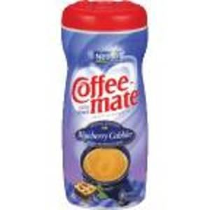 Nestle Coffee-Mate Blueberry Cobbler Powder Creamer