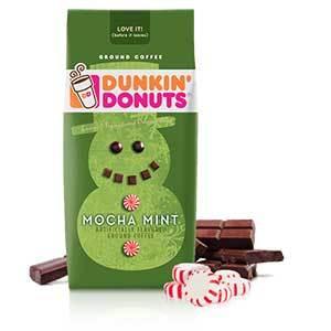 Dunkin' Donuts Seasonal Flavors