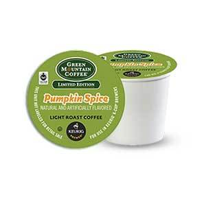 Green Mountain Flavored K-Cups