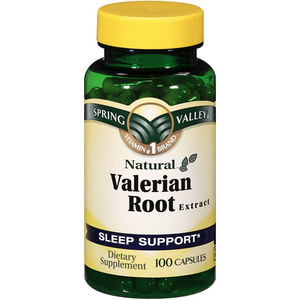 Spring Valley Valerian Root Extract
