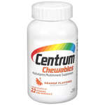 Centrum Chewables Multivitamin/Multimineral Supplement