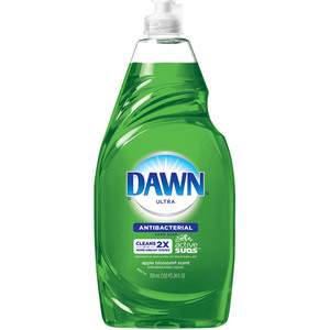 Dawn Ultra Antibacterial Dishwashing Liquid Apple