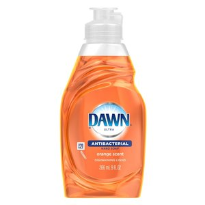 Dawn Ultra Antibacterial Dishwashing Liquid - Orange Scent