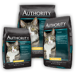 Authority Dry Cat Food