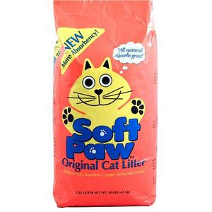 Soft Paw All Natural Cat Litter