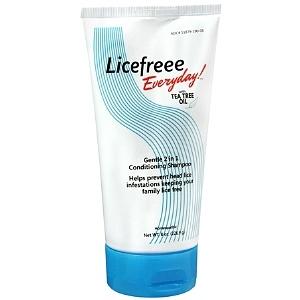 Licefreee Everyday Shampoo