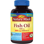 Nature Made Fish Oil 1200 mg Double Strength Softgel 90