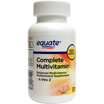 Equate Complete Multivitamin