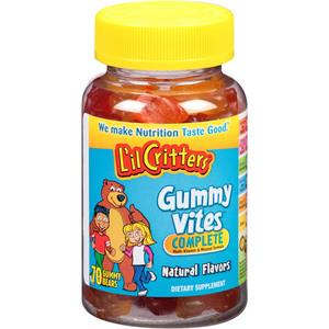 L'il Critters Gummy Vites Complete