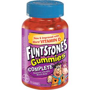Flintstones Complete Gummies