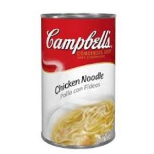 Campbell's Condensed Chicken Noodle Soup