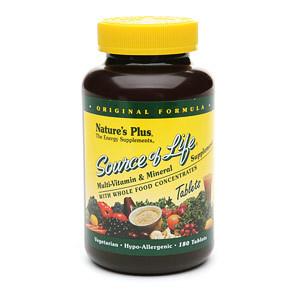 Nature's Plus Source of Life Vitamins