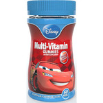 Disney Pixar Cars Multivitamin Gummies