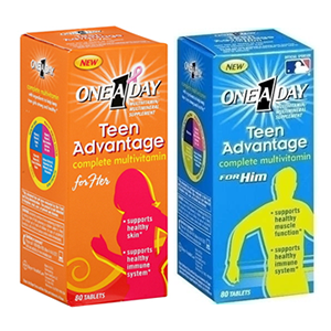 One A Day Teen Advantage
