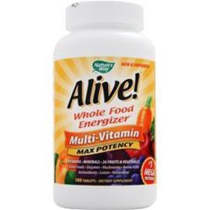 Nature's Way Alive! Men's Multivitamins
