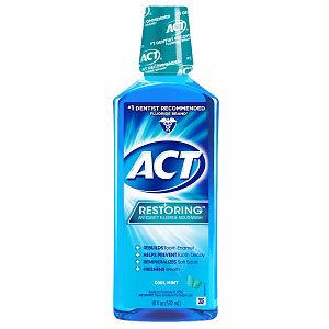 ACT Restoring Mouthwash