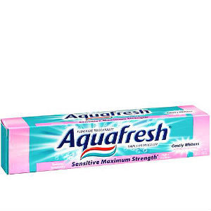 Aquafresh Sensitive Teeth Toothpaste