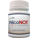 NicoNot Smoking Cessation Herbal Pills