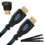 Twisted Veins HDMI Cables
