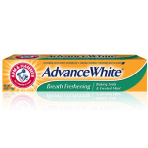 Arm & Hammer Fluoride Anti-Cavity Advance White Fresh Mint Toothpaste