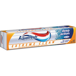 Aquafresh Extreme Clean Deep Action Toothpaste