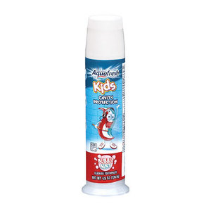 Aquafresh Triple Protection Bubblemint Pump Toothpaste