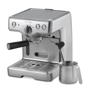 KRUPS Automatic Pump Espresso Machine with Thermoblock system and Coffee Maker Combination, Die Cast