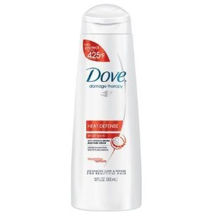 Dove Heat Defense Therapy Shampoo