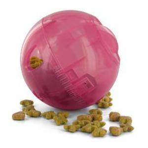 Multivet SlimCat Cat Toy Ball & Food Dispenser