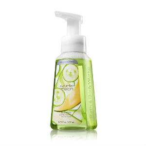 Bath & Body Works Cucumber Melon Gentle Foaming Hand Soap