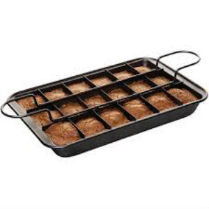 As Seen On TV Perfect Brownie Pan Set
