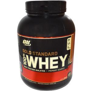 Optimum Nutrition 100% Whey Gold Standard Protein Powder
