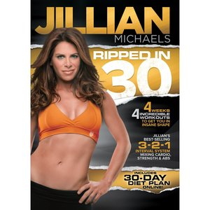 Jillian Michaels Ripped in 30 Exercise DVD