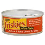 Friskies Prime Filets Canned Cat Food