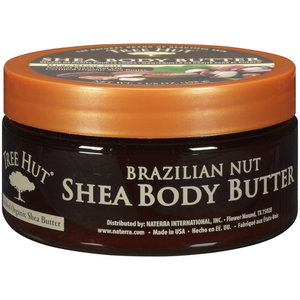 Tree Hut Brazilian Nut Shea Body Butter