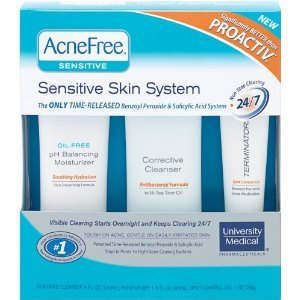 Acnefree Sensitive Skin System Reviews Viewpoints Com