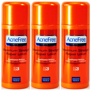 "AcneFree Repair Lotion ""Step 3"""