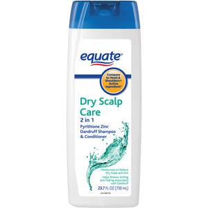 Equate Dandruff 2 in 1 Shampoo & Conditioner