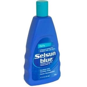 Selsun Blue Dandruff Shampoo Balanced Treatment