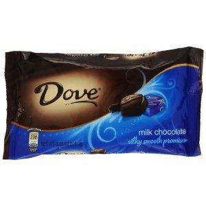 Dove Smooth Milk Chocolate Minis