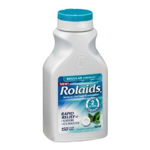Rolaids Regular Chewable Tablets
