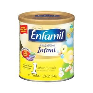 Enfamil Premium Infant Formula Powder, 12.5 oz can (Pack of 6)
