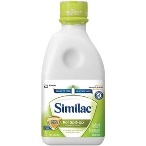 Similac Sensitive For Spit-Up Ready to Feed Infant Formula