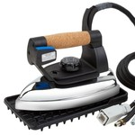 Reliable 3.9-Pound Electric Steam Irons