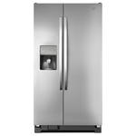 Whirlpool 25 cu. ft. Side-by-Side Refrigerator WRS325FDAM