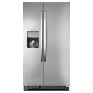 Whirlpool 25 cu. ft. Side-by-Side Refrigerator WRS325FDAM