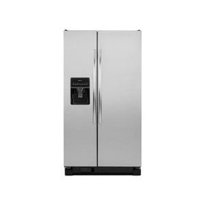 Amana ASD2575BRS 25.5 cu. ft. Side-by-Side Refrigerator