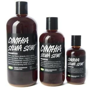 LUSH Cynthia Sylvia Stout Shampoo
