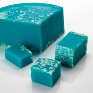 LUSH Ice Blue Soap